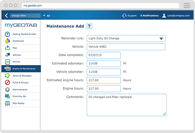 vehicle_maintenance software